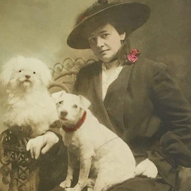 Bideawee founder Flora Kibbe